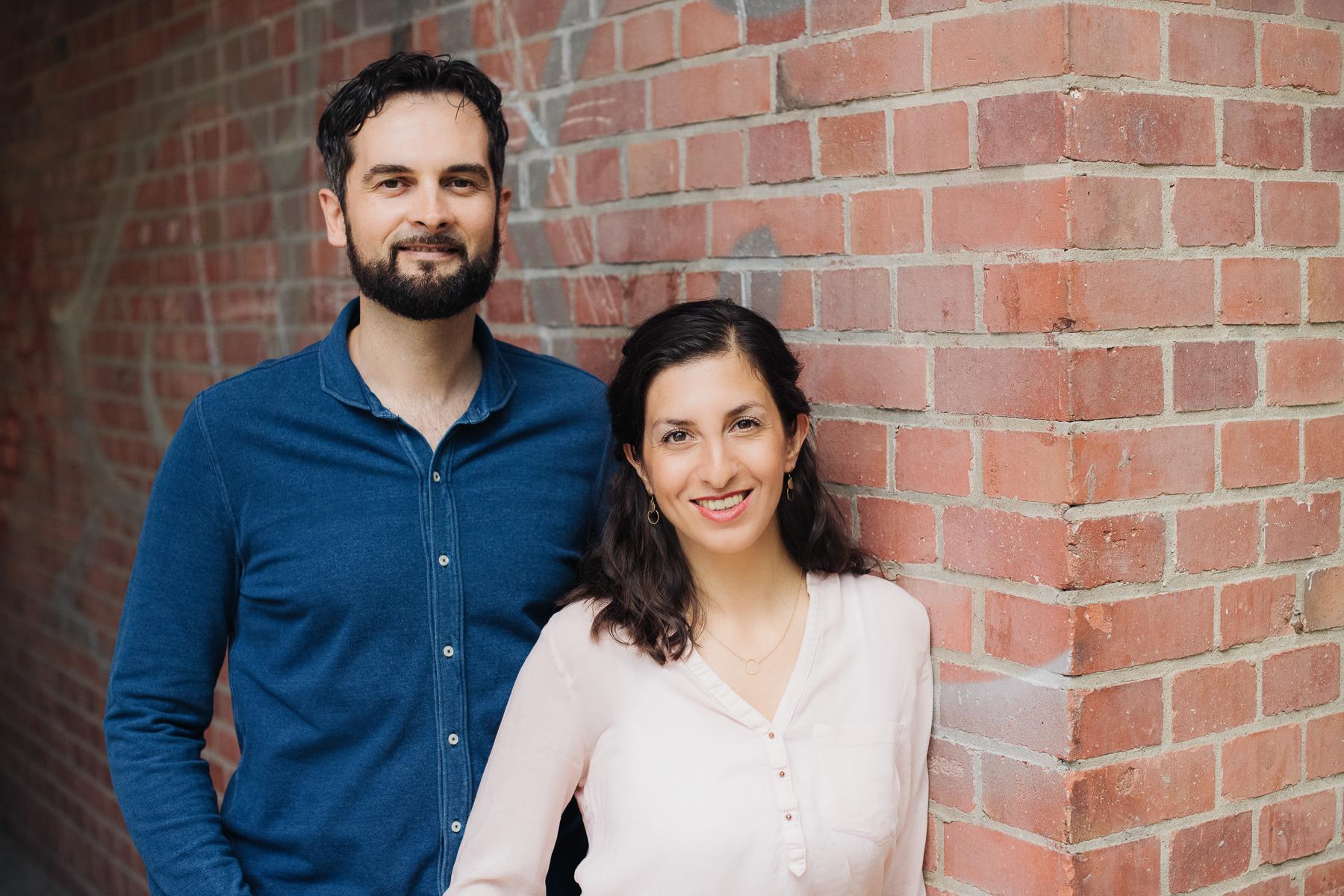 Dr. Ivanina Reitenbach und Edo Reitenbach, Therapeuten für Holistische Hypnose
